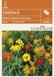 Goldlack Einfach blühende Mischung von Flora Elite [MHD 06/2019]