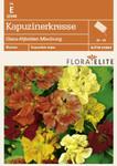 Kapuzinerkresse Glanz-Hybriden Mischung [MHD 06/2019] | Kapuzinerkressesamen von Flora Elite