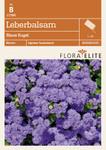 Leberbalsam Blaue Kugel | Leberbalsamsamen von Flora Elite [MHD 06/2020]