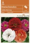 Klatschmohn Gefüllte Mischung von Flora Elite