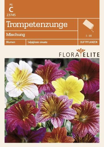 Trompetenzunge Mischung von Flora Elite [MHD 06/2018]