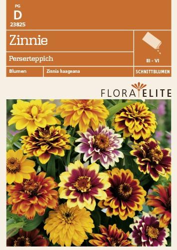 Zinnie Perserteppich von Flora Elite