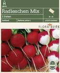 Radieschensamen - Radieschen Mix 3 Sorten, Saatband von Flora Elite [MHD 06/2019]