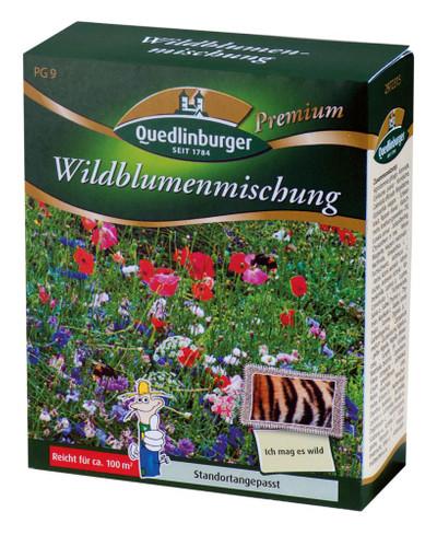 Wildblumenmischung (ohne Gräser) | Blumenmischung von Quedlinburger