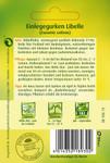 Einlegegurke Libelle F1-Hybride | Gurkensamen von Quedlinburger