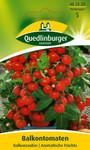 Tomatensamen - Tomate Balkonzauber von Quedlinburger Saatgut