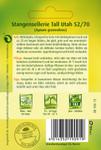 Selleriesamen - Stangensellerie Tall Utah 52/70 von Quedlinburger Saatgut