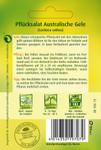 Salatsamen - Pflücksalat Australische Gele von Quedlinburger Saatgut