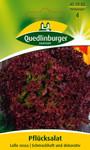 Pflücksalat Lollo rossa | Salatsamen von Quedlinburger