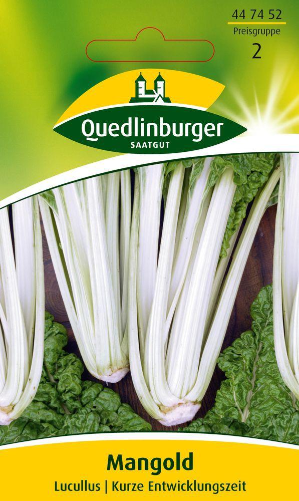 Mangoldsamen Mangold Lucullus Von Quedlinburger Saatgut