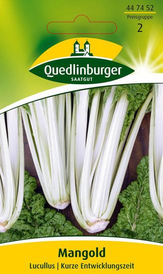 Mangoldsamen - Mangold Lucullus von Quedlinburger Saatgut