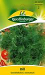 Kräutersamen - Dill Gewöhnlicher von Quedlinburger Saatgut