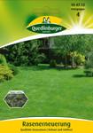 Rasenerneuerung Qualitätsgrassamen | Rasensamen von Quedlinburger