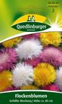 Flockenblume Gefüllte Mischung von Quedlinburger Saatgut