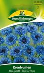 Kornblume Blau gefüllt von Quedlinburger Saatgut