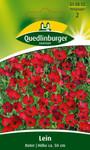 Lein Roter  von Quedlinburger Saatgut