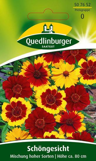 Schöngesicht Mischung hoher Sorten von Quedlinburger Saatgut