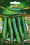 Freilandsalatgurken Burpless von Quedlinburger Saatgut