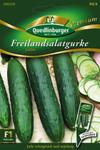 Freilandsalatgurke Jazzer | Gurkensamen von Quedlinburger