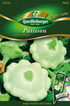 Patisson Custard White von Quedlinburger Saatgut