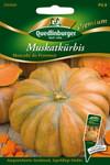Muskatkürbis Muscade de Provence von Quedlinburger Saatgut [MHD 01/2020]