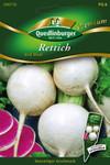 Rettich Red Meat von Quedlinburger Saatgut
