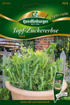 Topf-Zuckererbsen Norli | Zuckererbsensamen von Quedlinburger