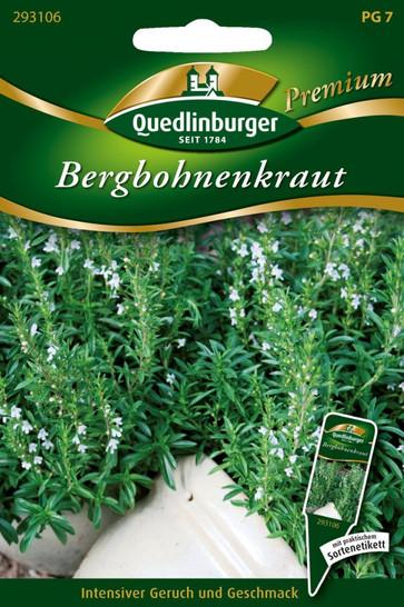 Bergbohnenkraut | Bohnenkrautsamen von Quedlinburger