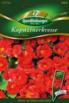 Kapuzinerkresse Cherry Rose von Quedlinburger Saatgut [MHD 01/2020]