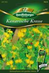 Kanarische Kresse von Quedlinburger Saatgut