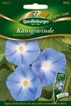 Königswinden Heavenly blue von Quedlinburger Saatgut [MHD 01/2020]