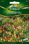 Zierpaprika Zipfelmütze von Quedlinburger Saatgut [MHD 01/2019]