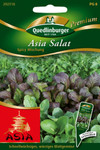 Asia-Salat Spicy Mischung | Salatsamen von Quedlinburger