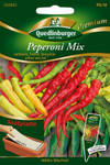 Peperoni Mix von Quedlinburger Saatgut