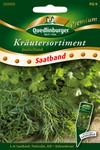 Kräutersortiment Deutschland (Saatband) | Kräutersamen von Quedlinburger