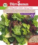 BIO-Babyleaf-Salat Spicy Mix von Dürr-Samen