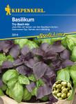 Basilikumsamen - Basilikum Simply Herbs Try-Basil-Mix von Kiepenkerl