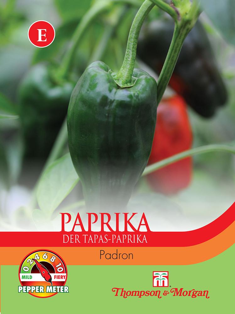 Paprika Padron