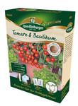 Anzuchtset Tomate & Basilikum von Quedlinburger Saatgut