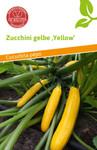 Zucchini gelbe Yellow | Bio-Zucchinisamen von De Bolster