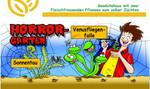 Anzuchtset Horror Garten-Klein-Kindermotiv | Exotische Samen von Saflax