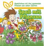 Anzuchtset Spaß mit Pflanzen-Groß   Exotische Samen von Saflax