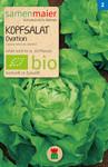 Kopfsalat Ovation | Bio-Salatsamen von Samen Maier