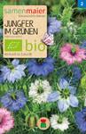 Jungfer im Grünen Mischung | Bio-Jungfer im Grünen Samen von Samen Maier
