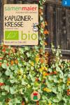 Kapuzinerkresse rankend Mischung | Bio-Kapuzinerkressensamen von Samen Maier