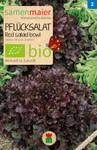Pflücksalat Red salad bowl | Bio-Salatsamen von Samen Maier