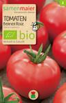 Tomate Berner Rose (Fleischtomate) | Bio-Tomatensamen von Samen Maier