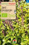 Zimtbasilikum | Bio-Basilikumsamen von Samen Maier