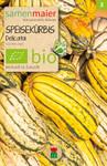 Speisekürbis Delicata | Bio-Kürbissamen von Samen Maier