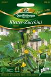 Zucchinisamen - Kletterzucchini Quine von Quedlinburger Saatgut